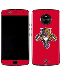 Florida Panthers Logo Moto X4 Skin