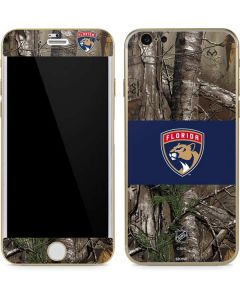 Florida Panthers Realtree Xtra Camo iPhone 6/6s Skin