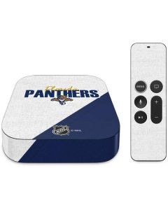 Florida Panthers Script Apple TV Skin