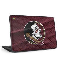 Florida State Seminoles HP Chromebook Skin
