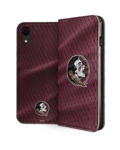 Florida State Seminoles iPhone XR Folio Case