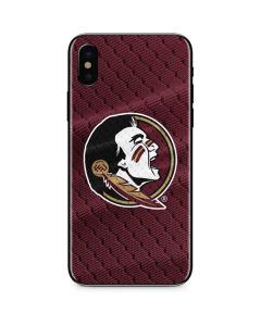 Florida State Seminoles iPhone XS Max Skin