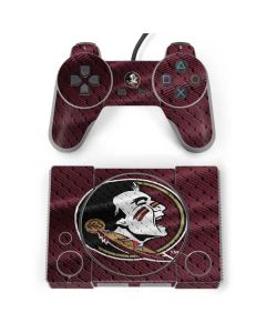 Florida State Seminoles PlayStation Classic Bundle Skin