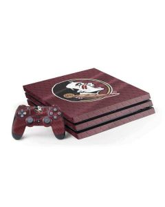 Florida State Seminoles PS4 Pro Bundle Skin