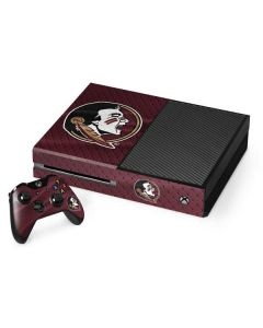 Florida State Seminoles Xbox One Console and Controller Bundle Skin