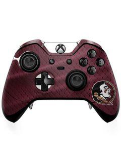 Florida State Seminoles Xbox One Elite Controller Skin