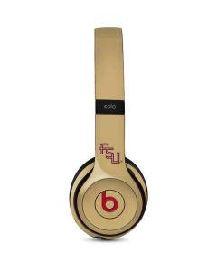 Florida State Unconquered Gold Beats Solo 3 Wireless Skin
