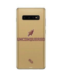 Florida State Unconquered Gold Galaxy S10 Plus Skin