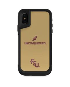 Florida State Unconquered Gold Otterbox Pursuit iPhone Skin