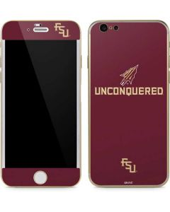 Florida State Unconquered iPhone 6/6s Skin