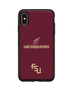 Florida State Unconquered Otterbox Symmetry iPhone Skin