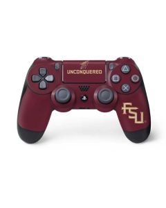 Florida State Unconquered PS4 Controller Skin