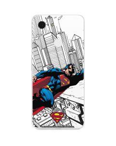 Flying Superman Google Pixel 3 Skin