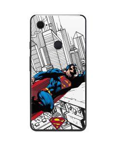 Flying Superman Google Pixel 3 XL Skin