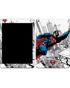 Flying Superman  Apple iPad Skin