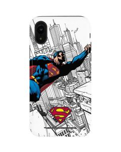 Flying Superman iPhone XR Pro Case