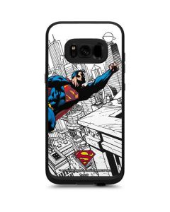 Flying Superman  LifeProof Fre Galaxy Skin
