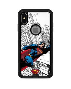 Flying Superman  Otterbox Commuter iPhone Skin