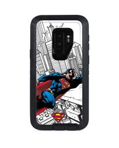 Flying Superman  Otterbox Defender Galaxy Skin