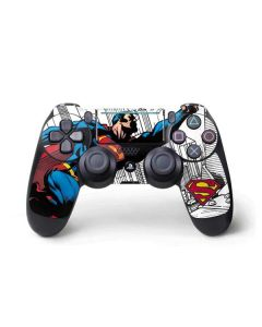 Flying Superman PS4 Pro/Slim Controller Skin
