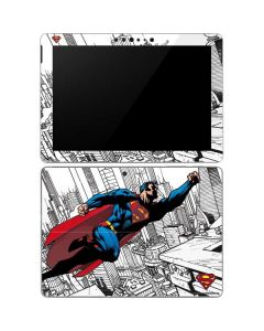 Flying Superman Surface Go Skin