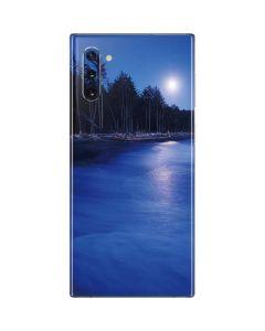Forest Coastline Galaxy Note 10 Skin