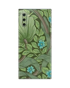 Forget-Me-Nots by William Morris Galaxy Note 10 Skin