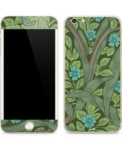 Forget-Me-Nots by William Morris iPhone 6/6s Plus Skin