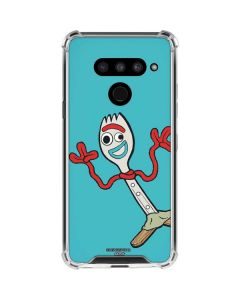Forky LG V50 ThinQ Clear Case