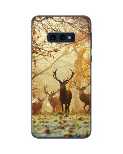 Four Red Deer Galaxy S10e Skin