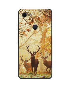 Four Red Deer Google Pixel 3 XL Skin