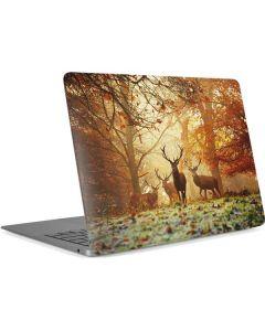 Four Red Deer Apple MacBook Air Skin