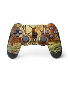 Four Red Deer PS4 Pro/Slim Controller Skin