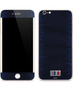 France Soccer Flag iPhone 6/6s Plus Skin