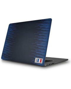 France Soccer Flag Apple MacBook Pro Skin