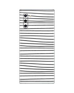 Freehand Stripes Galaxy Note 10 Skin