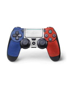 French Flag Distressed PS4 Pro/Slim Controller Skin