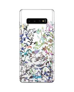 Frondescence Galaxy S10 Plus Skin