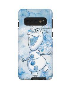 Frozen Olaf Galaxy S10 Pro Case