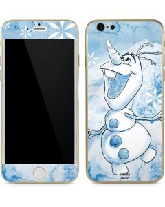 Frozen Olaf iPhone 6/6s Skin