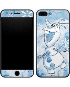 Frozen Olaf iPhone 7 Plus Skin