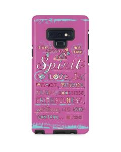 Fruit of the Spirit Galaxy Note 9 Pro Case
