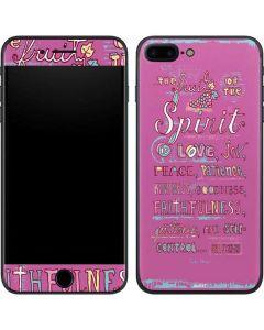 Fruit of the Spirit iPhone 8 Plus Skin