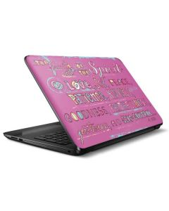 Fruit of the Spirit HP Notebook Skin