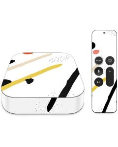 Dots and Dashes Apple TV Skin