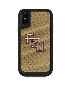 FSU Gold Print Otterbox Pursuit iPhone Skin