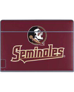 FSU Seminoles Galaxy Book Keyboard Folio 12in Skin