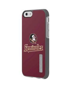 FSU Seminoles Incipio DualPro Shine iPhone 6 Skin