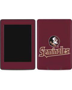 FSU Seminoles Amazon Kindle Skin
