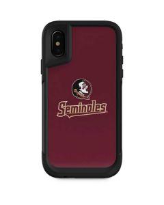 FSU Seminoles Otterbox Pursuit iPhone Skin